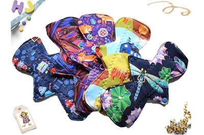 Click to order  Cloth Pads - Starter Bundle Surprise now